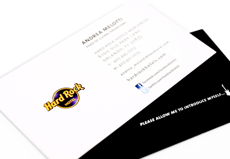 18PT C1S Business Cards